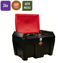 24v 400 litres Portable Diesel Tank - Carbery 430MP Mobi Point