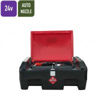 24v 209 litres Portable Diesel Tank - Carbery 220MP Mobi Point