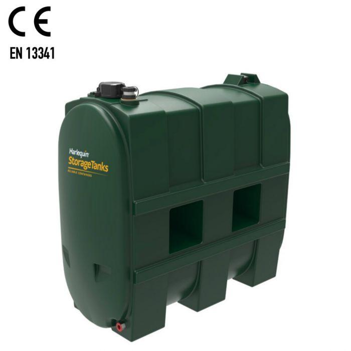 Harlequin 1100sl Slimline Single Skin Heating Oil Tanks Shop Fuel Tank Store