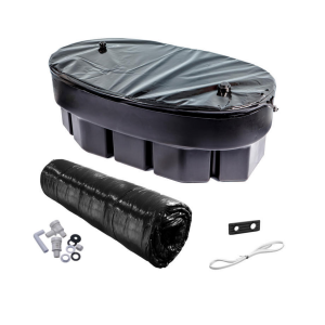 182 litres (40 Gallons) Cold Water Loft Tank Kit – Davant BMC40R-KIT Oval