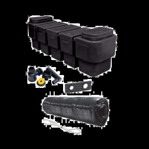 182 litres (40 Gallons) Cold Water Loft Tank Kit – Davant BMC40X-KIT 'Coffin'
