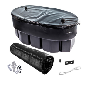 227 litres (50 Gallons) Cold Water Loft Tank Kit – Davant BMC50R-KIT Oval