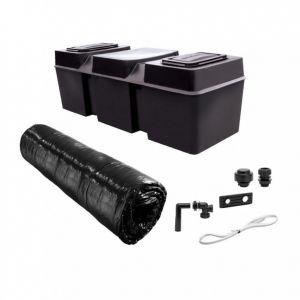 455 litres (100 Gallons) Cold Water Loft Tank Kit – Davant BMC100X-KIT 'Coffin'