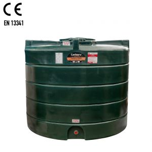 2,500 litres Heating Oil Tank - Carbery 2500V Vertical Single Skin