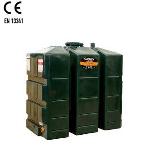 650 litres Heating Oil Tank - Carbery 650R Slimline Single Skin