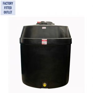 3,000 litres Non-Potable Water Tank - Carbery NP3000V Vertical
