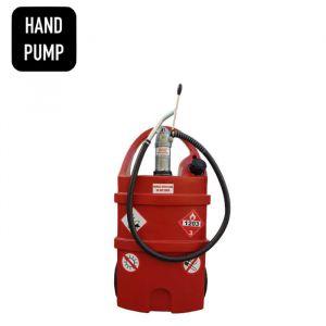 Manual 55 litres Mobile Petrol Tank - Carbery Petrol Caddy