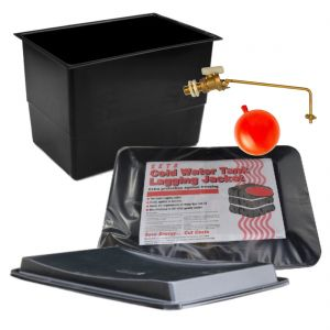 18 litres (4 Gallons) Cold Water Cistern Kit – Davant BM4R-KIT Rectangular