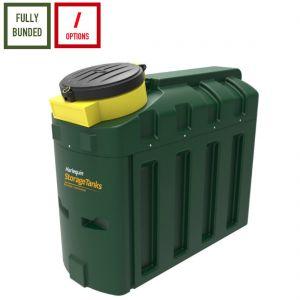 650 litres Bunded Waste Oil Tank - Harlequin ORB650-SL Slimline