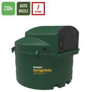 230v 5,000 litres Bunded Diesel Tank - Harlequin 5000FP-AGRI Fuel Point