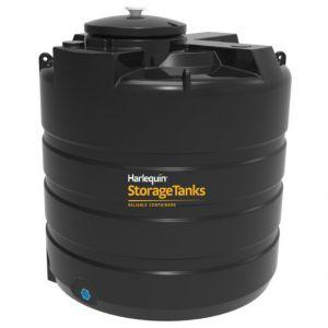 2,700 litres Non-Potable Water Tank - Harlequin NP2700VT Vertical