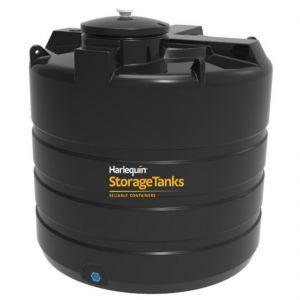 3,800 litres Non-Potable Water Tank - Harlequin NP3800VT Vertical