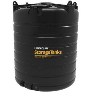 9,250 litres Non-Potable Water Tank - Harlequin NP9250VT Vertical