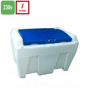 230v 430 litres Portable AdBlue Dispenser - Carbery 430MBP-230