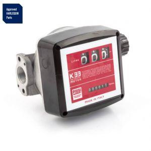 Harlequin Piusi K33 Mechanical Flow Meter