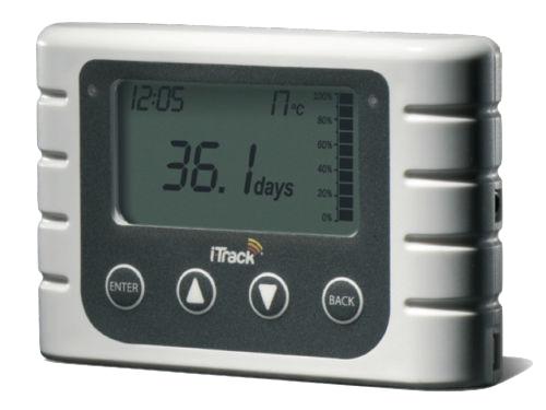 i-Track Fuel Oil Tank Monitor